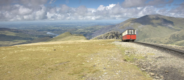 Railways Of Snowdonia