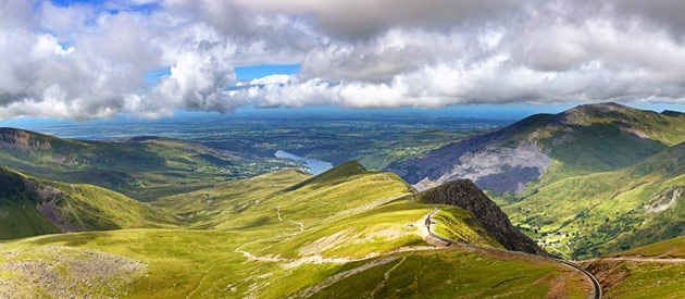 Snowdonia - North Wales