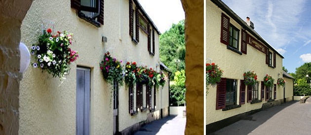 Llanwenarth Hotel & Riverside Restaurant - Abergavenny accommodation - Wales