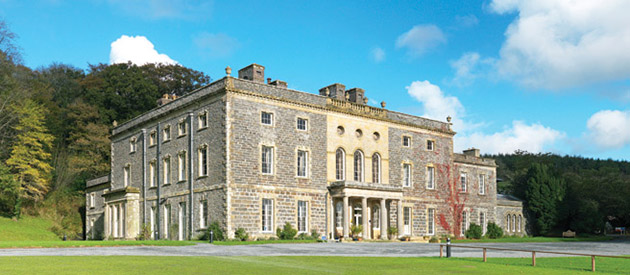 Nanteos Country House Hotel -     Aberystwyth accommodation - Wales