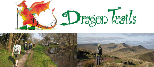 DRAGON TRAILS - Guided Walking Holidays In Wales