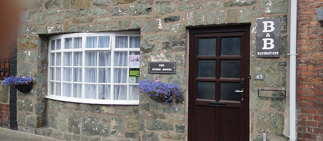 THE STONE HOUSE BED & BREAKFAST