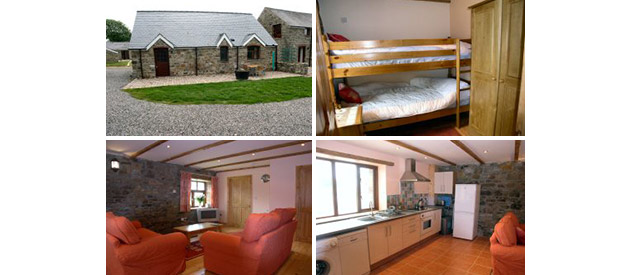 Harrolds Cottages - Pembrokeshire accommodation - Wales