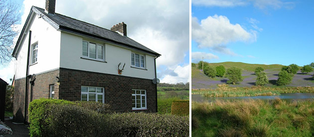 Bevan House Holiday Home - Llandrindod Wells accommodation - Wales